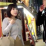大阪の夜に人妻狩り♪