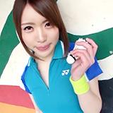 テニス好きなスポーツ美少女とハメ撮り個人撮影!嫌がる彼女に濃いザーメン注入!