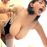 超乳ハミ乳☆競水FUCK