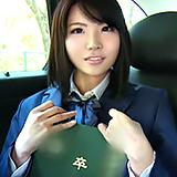 卒業式後に直行AV!