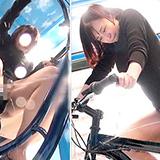 アクメ自転車で大量噴射inMM号