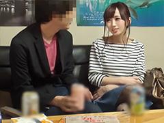 激カワ素人JDお持ち帰り⇒おねだりナマ中出しSEXガチ盗撮!