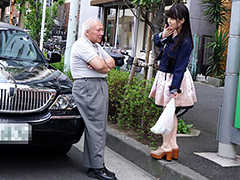 見た目悪い男が素人に高級車見せつけナンパ⇒車内で即H中出し!