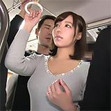 巨乳人妻IN痴漢バス