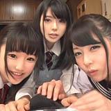 3姉妹とハーレム性活♪