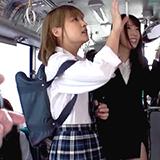 通勤バスで時間停止!