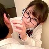 ナンパJKが初イキ!