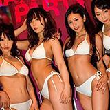 渋谷クラブで中出しパーティー!
