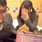 同級生カップルにゴム破ドッキリ!!