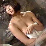 混浴温泉でスロー痴漢ハメ!!