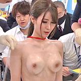 男女混合!?セクハラ企業検診!!